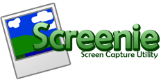 Screenie - Screen Capture Utility